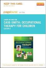 Occupational Therapy for Children - Elsevier eBook on Intel Education Study (Retail Access Card)