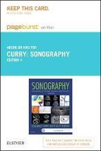 Sonography - Elsevier eBook on Intel Education Study (Retail Access Card)