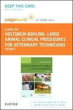 Large Animal Clinical Procedures for Veterinary Techncians - Elsevier eBook on Vitalsource (Retail Access Card)