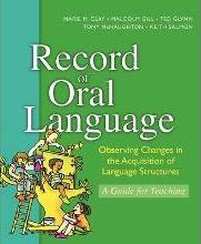 Record of Oral Language New Edition Update
