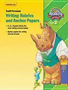 Reading 2007 Anchor Paper and Writing Rubrics Grade 2