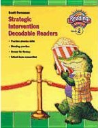 Reading 2007 Strategic Intervention Decodable Readers 6-Pack Grade 2