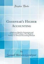 Goodyear's Higher Accounting
