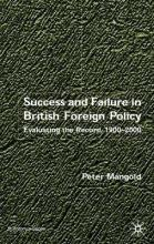 Success and Failure in British Foreign Policy