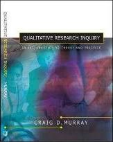 Qualitative Research Inquiry in Psychology