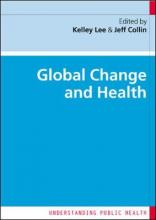 Global Change and Health