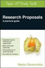 Research Proposals: A Practical Guide
