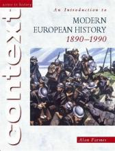 Access To History Context: An Introduction to Modern European History, 1890-1990