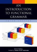 Introduction to Functional Grammar