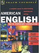 Teach Yourself American English (as a foreign language) book/double CD pack