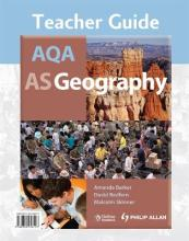 AQA AS Geography Teacher Guide + CD