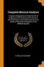 Complete Musical Analysis