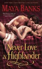 Never Love A Highlander
