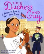 Duchess and Guy: A Rescue-to-Royalty Puppy Love Story