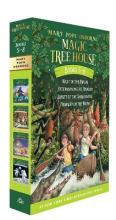 Magic Tree House Books #5-8