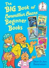 Big Book Of Berenstain Bears Beginner Books (6 Books-In-1)