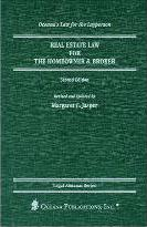Real Estate Law for the Homeowner and Broker
