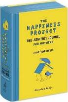Happiness Project One-Sentence Journal for Mothers