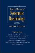 Bergey's Manual of Systematic Bacteriology: Bacteroidetes, Planctomycetes, Chlamydiae, Spirochetes, Fibrobacters, Fusobacteria, Acidobacteria, Verrucomicrobia, Dictyoglomi, and Gemmatomonadetes Volume 4