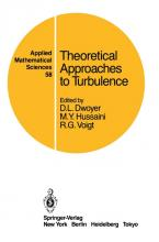 Theoretical Approaches to Turbulence
