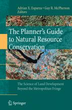 The Planner's Guide to Natural Resource Conservation