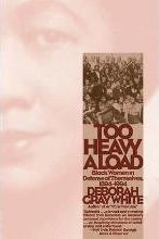 Too Heavy a Load