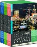 The Norton Anthology of American Literature: v. 2 (C, D & E)
