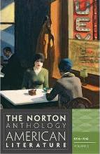 The Norton Anthology of American Literature: 1914-1945 v. D