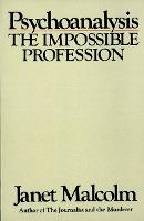 Psychoanalysis, the Impossible Profession