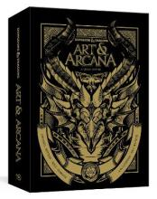 Dungeons and Dragons Art and Arcana: Special Edition, Boxed Book and Ephemera Set