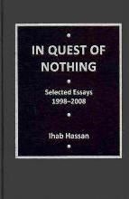 In Quest of Nothing