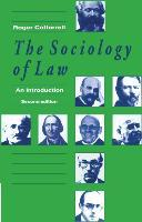 The Sociology of Law