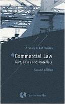 Text and Materials in Commercial Law