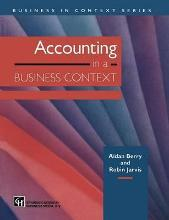 Accounting in a Business Context 1994