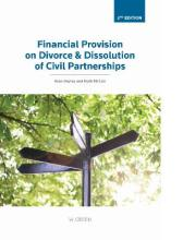 Financial Provision on Divorce and Dissolution of Civil Partnerships