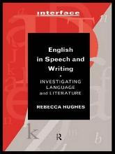 English in Speech and Writing