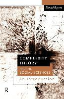 Complexity Theory and the Social Sciences  An Introduction