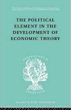 The Political Element in the Development of Economic Theory
