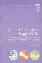Art and Creativity in Reggio Emilia