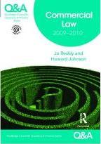 Commercial Law Q&A 2009-2010