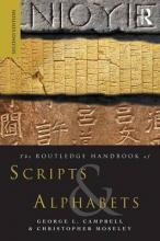 The Routledge Handbook of Scripts and Alphabets
