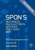 Spon's Mechanical and Electrical Services Price Book 2011