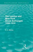 The London and New York Stock Exchanges 1850-1914