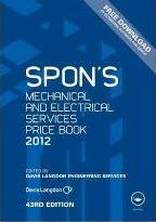 Spon's Mechanical and Electrical Services Price Book 2012