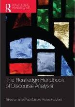 The Routledge Handbook of Discourse Analysis