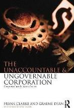 The Unaccountable and Ungovernable Corporation
