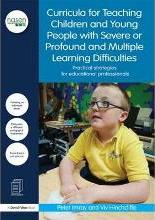 A Curricula for Teaching Children and Young People with Severe or Profound and Multiple Learning Difficulties