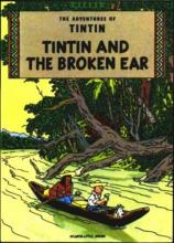 """Adventures of Tintin: """"The Black Island"""", """"King Ottokar's Sceptre"""" and """"The Crab with the Golden Claws"""" v. 2"""