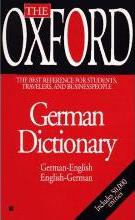 The Oxford German Dictionary