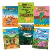 Learn at Home:Star Reading Gold Level Pack (5 fiction and 1 non-fiction book)